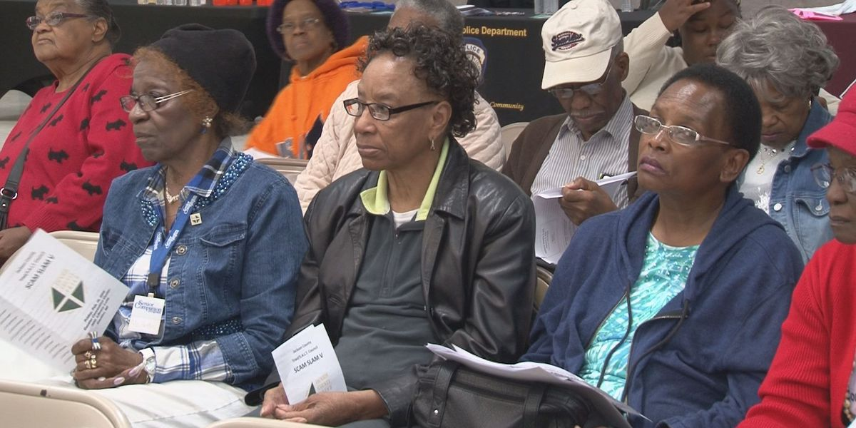 Senior citizens warned about scams and fraud