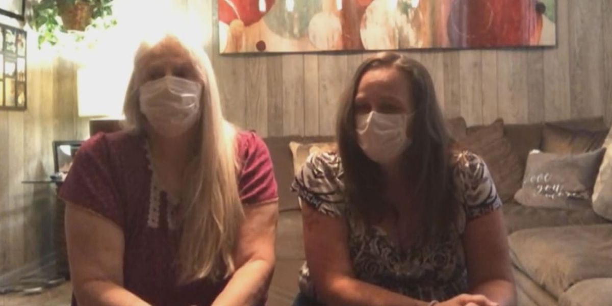 South Mississippi resident encourages everyone to wear mask after testing positive for coronavirus