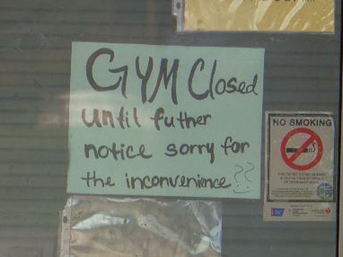 Gaston Point Community Center Gym to reopen once work is complete