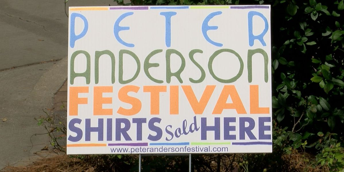 Ocean Springs in need of volunteers to help with Peter Anderson festival