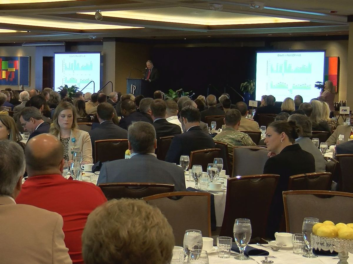 Economic symposium sheds light on Coast economy