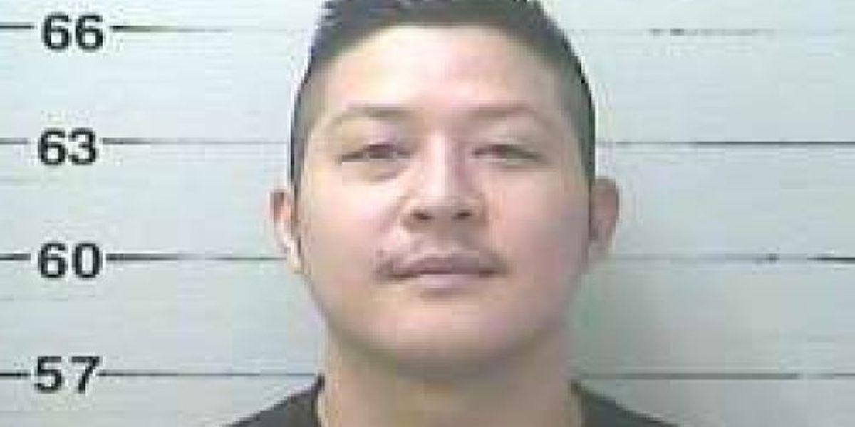 Sheriff: Stolen gun recovered from D'Iberville man's vehicle