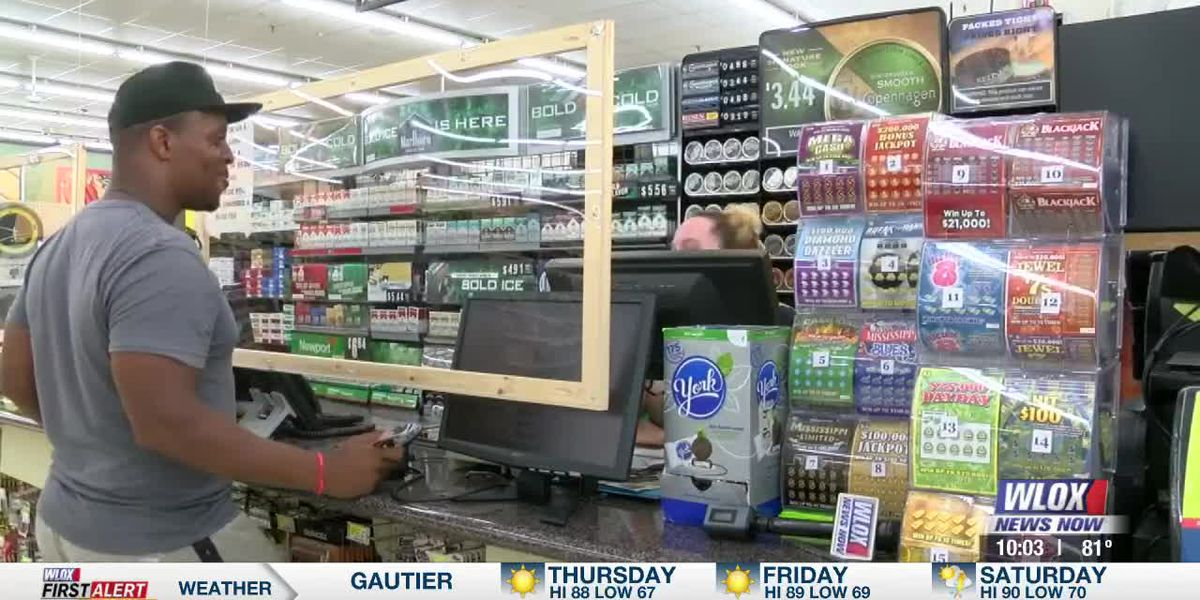 Winning $2M lottery ticket sold at Gautier grocery store