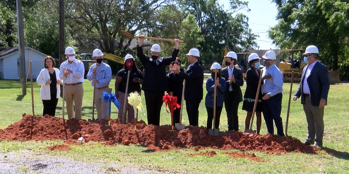 Salvation Army breaks ground on new shelter for struggling families