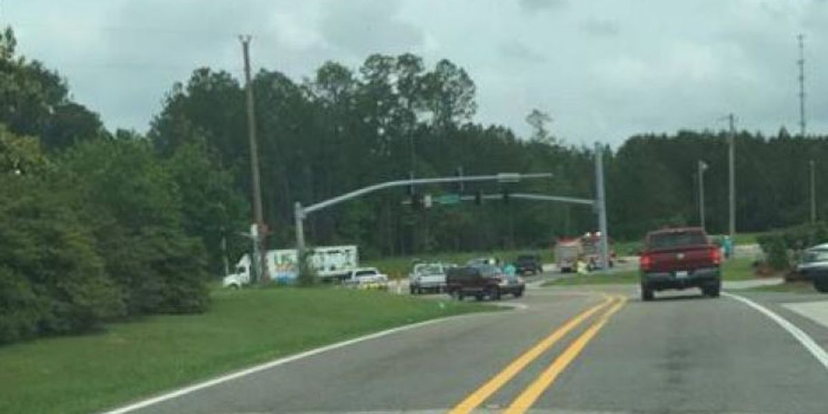 Wreck cleared, southbound lanes of Hwy. 49 reopened