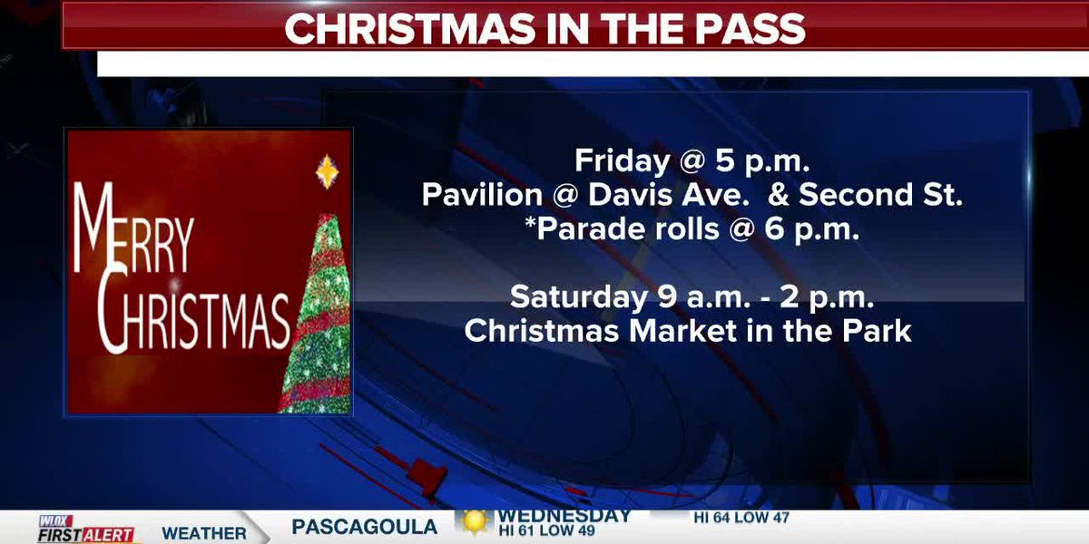 Happening Dec. 4-5: Christmas in the Pass