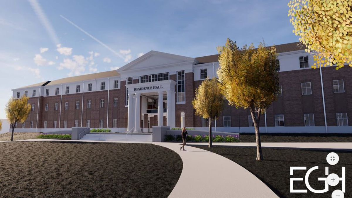 MGCCC Perkinston Campus holds groundbreaking for new residence hall