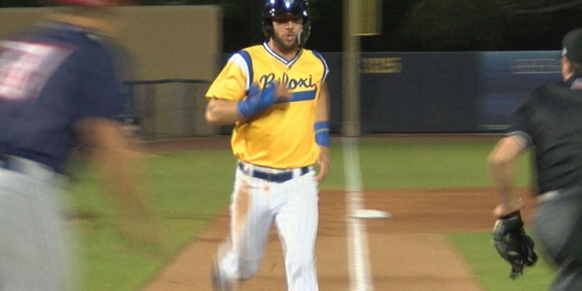 Eight-run inning steams Shuckers past Jumbo Shrimp
