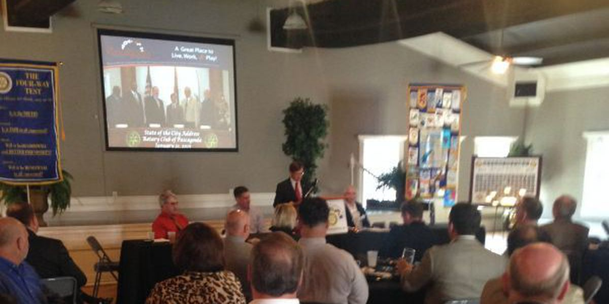 Blevins outlines Pascagoula's 2015 plan in State of the City Address