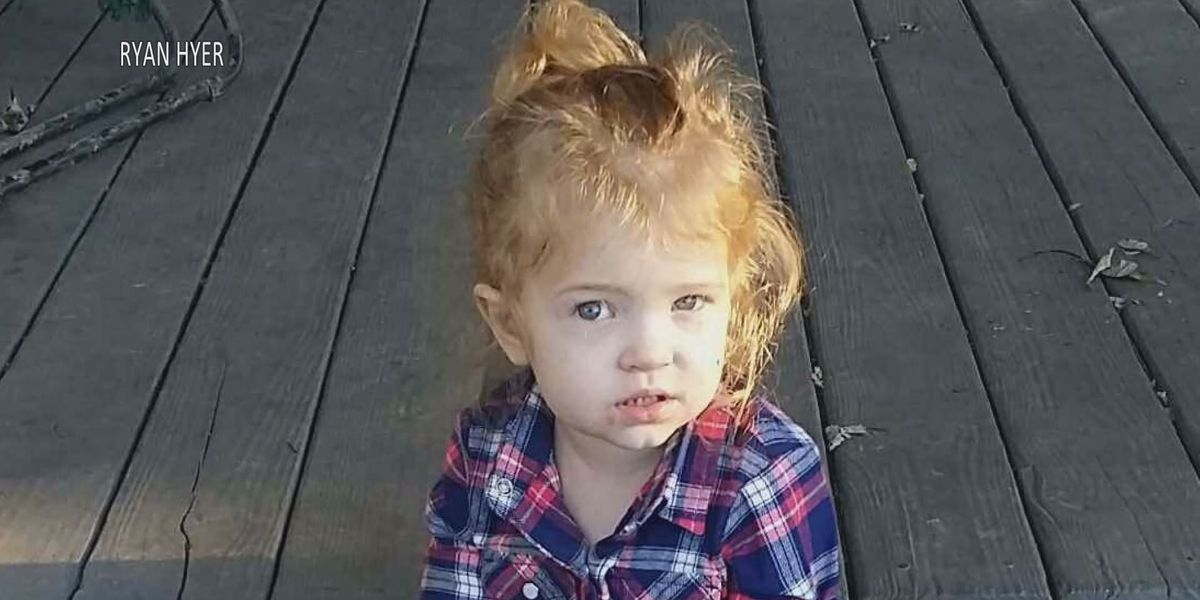 Father of little girl who died in patrol car speaks out about new message