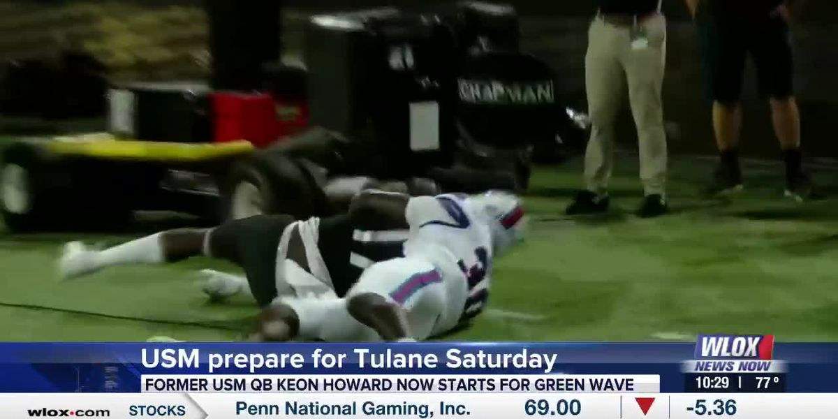 Southern Miss prepare for Tulane Saturday