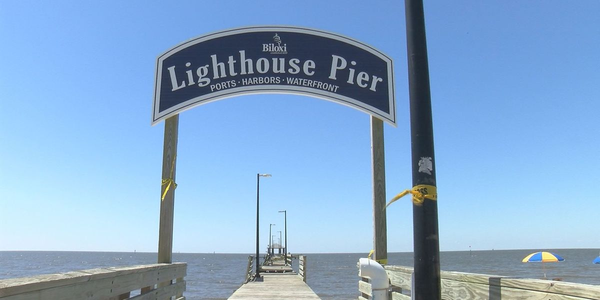 Lighthouse Pier Repairs Coming Soon
