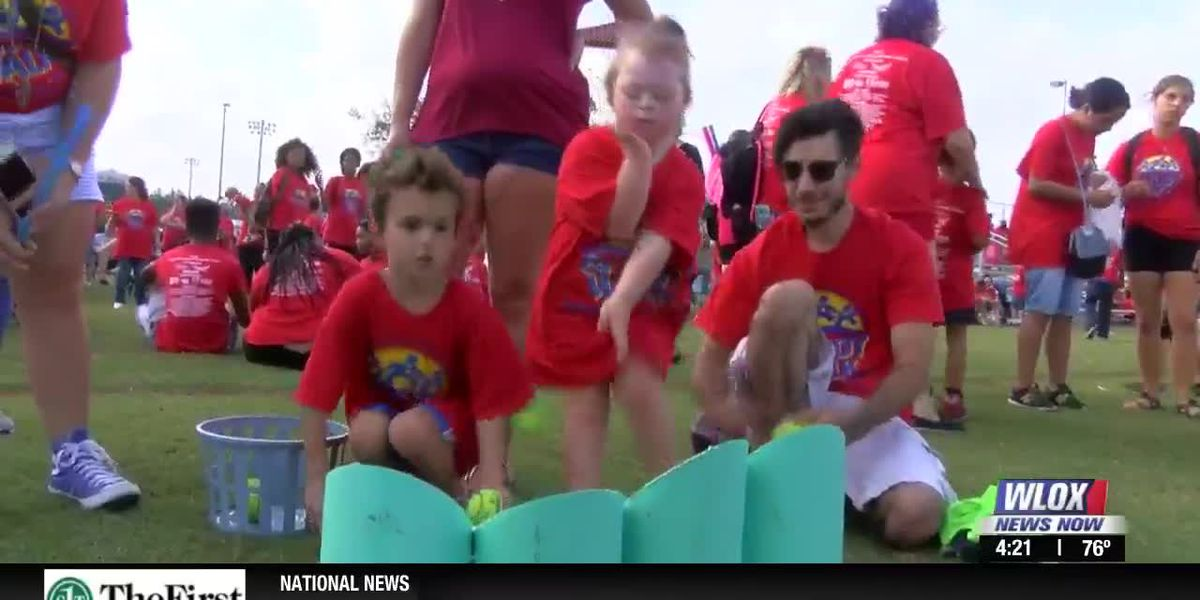Happening Oct. 19th: Gulf Coast Down Syndrome Society's Annual Buddy Walk