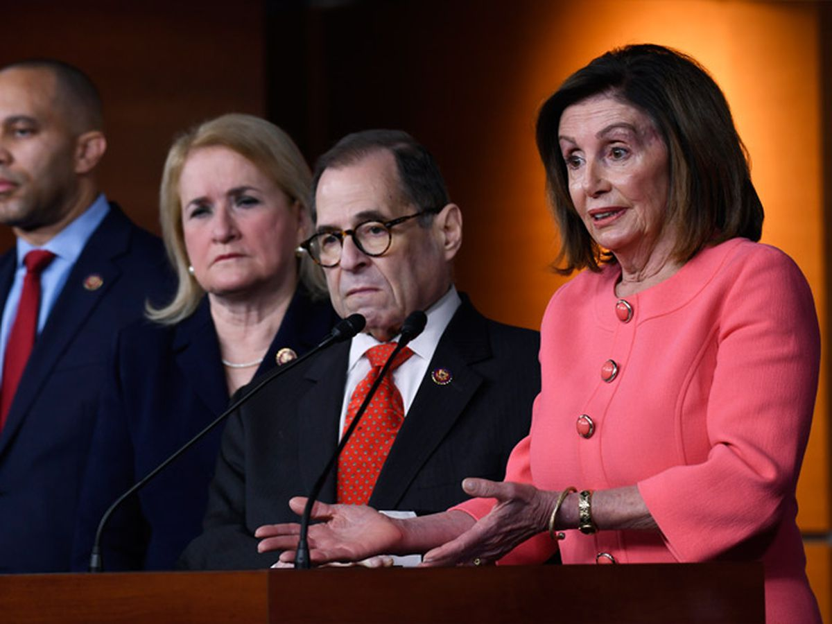 House Dems to outline case for removing Trump from office