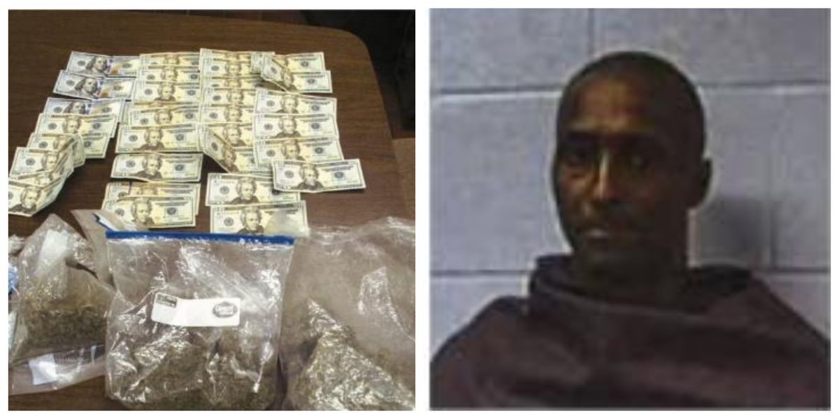 Meth, 522 oxycodone pills recovered in Vicksburg drug bust