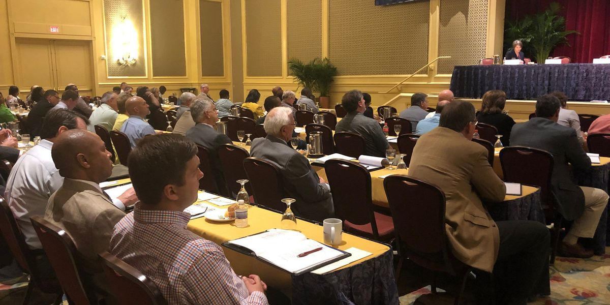 School superintendents talk school safety this week at state convention