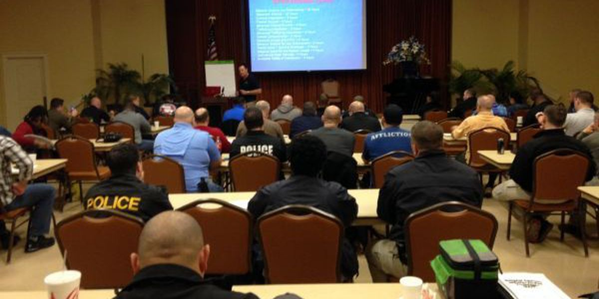 Officers learn to think like a criminal