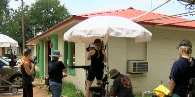 Movie making is returning to Mississippi following expansion of incentive program
