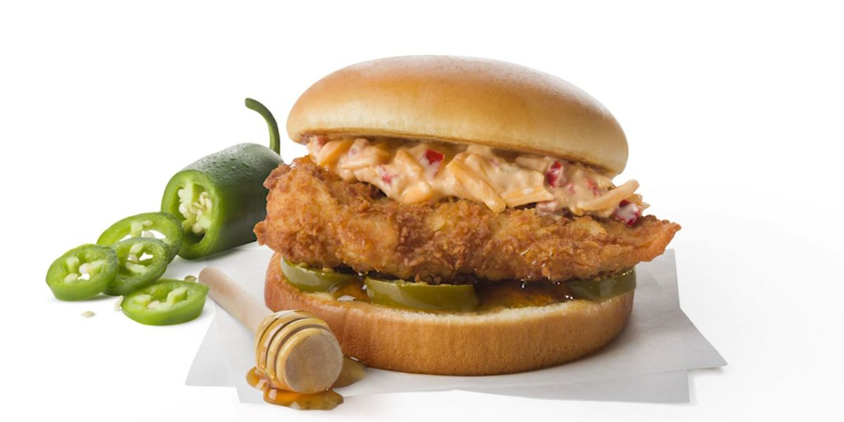 Chick-fil-A testing new pimento cheese-topped sandwich
