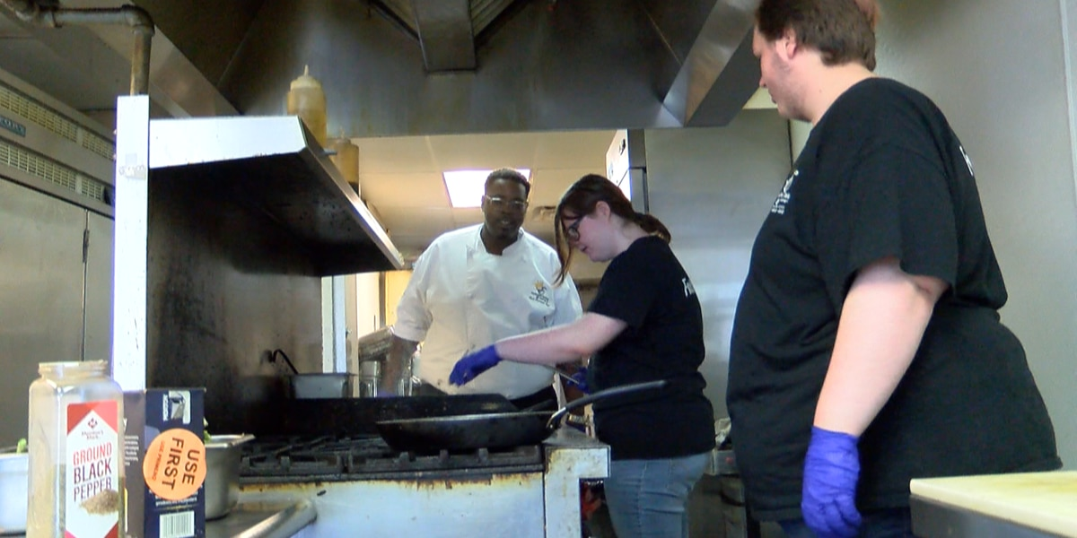 Students take over Biloxi restaurant as final assignment in culinary training project