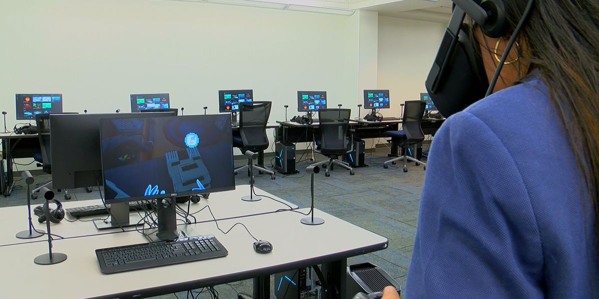 Jackson State University launches Mississippi's 1st Virtual Reality Academy