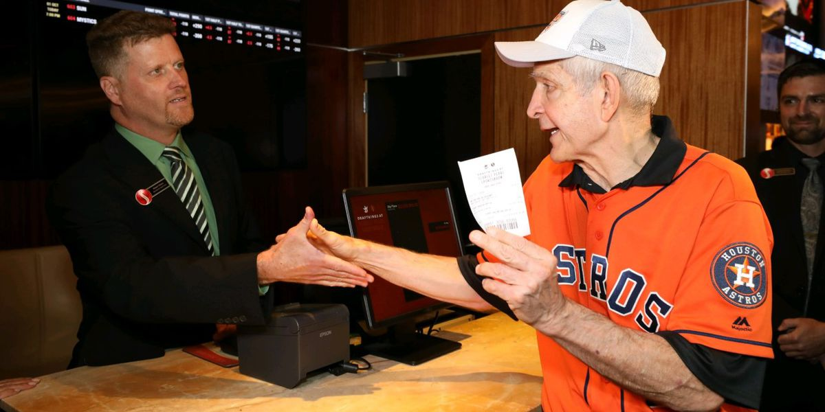 'Mattress Mack' makes history with $3.5 million bet on the World Series