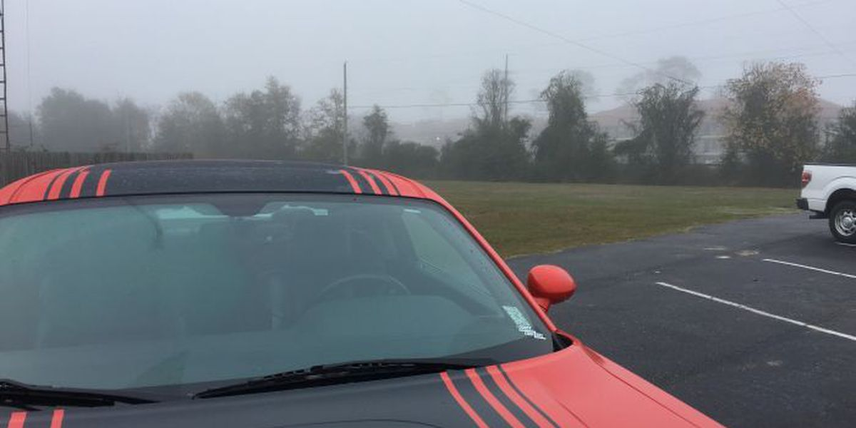 Fog making the morning commute more difficult