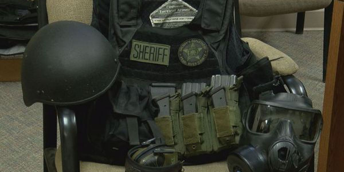 PRC Sheriff's Department hopes to buy new equipment with public's help