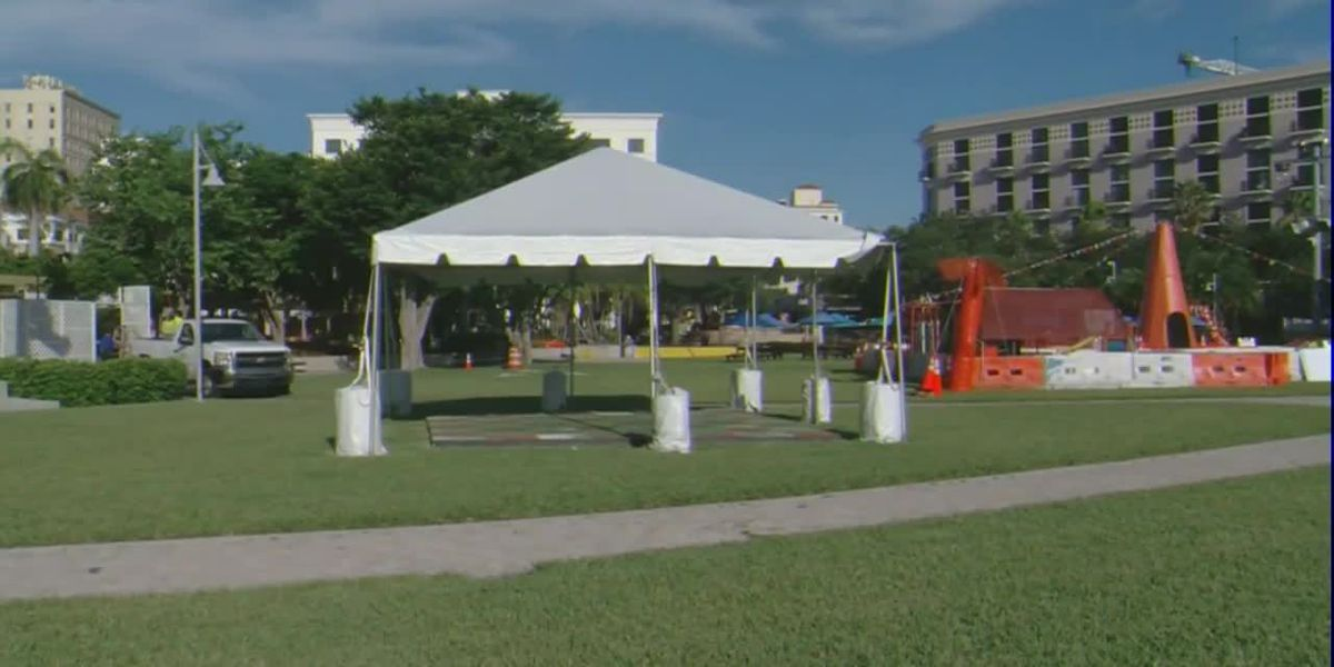 Fla. city blasts kid's music overnight; homeless say it's aimed at them