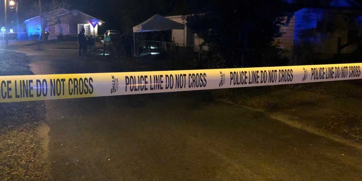 Victim ID'd; Shooter remains on the run