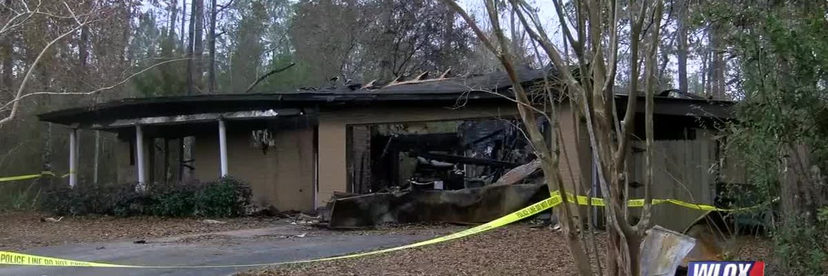 Two minors arrested in connection to graffiti, suspected Diamondhead arson