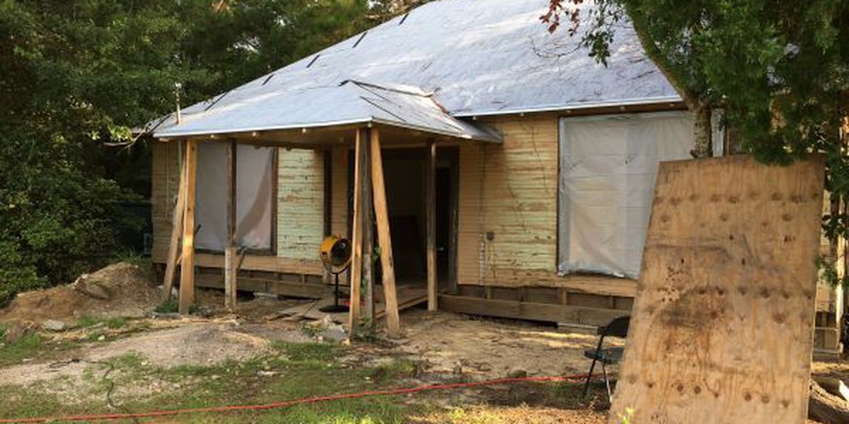School house rehab brings Gautier past back to life