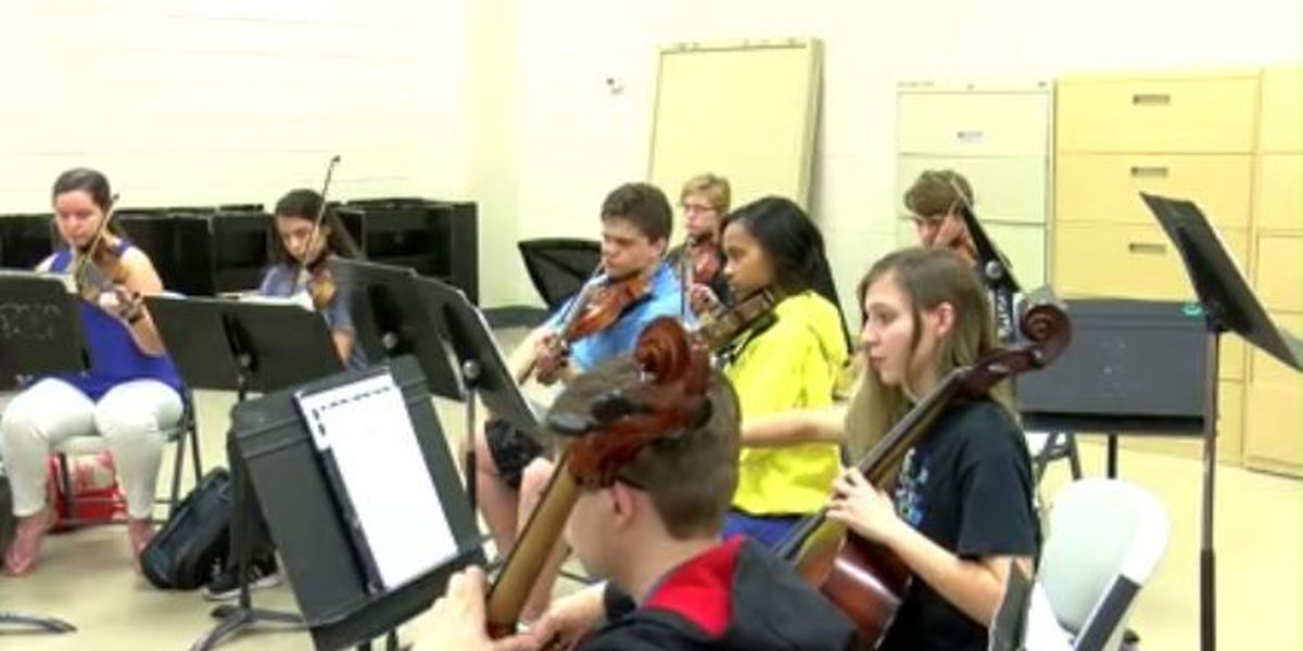 Gulfport High orchestra prepares for trip of a lifetime to Peru
