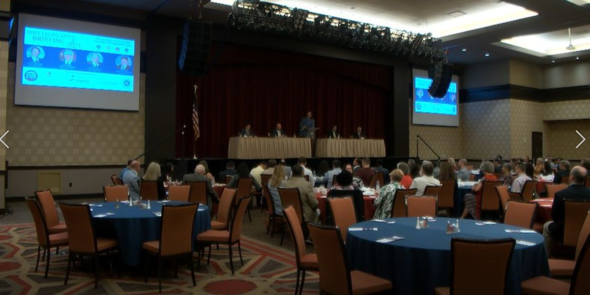 State lawmakers talk issues and initiatives at Chamber breakfast