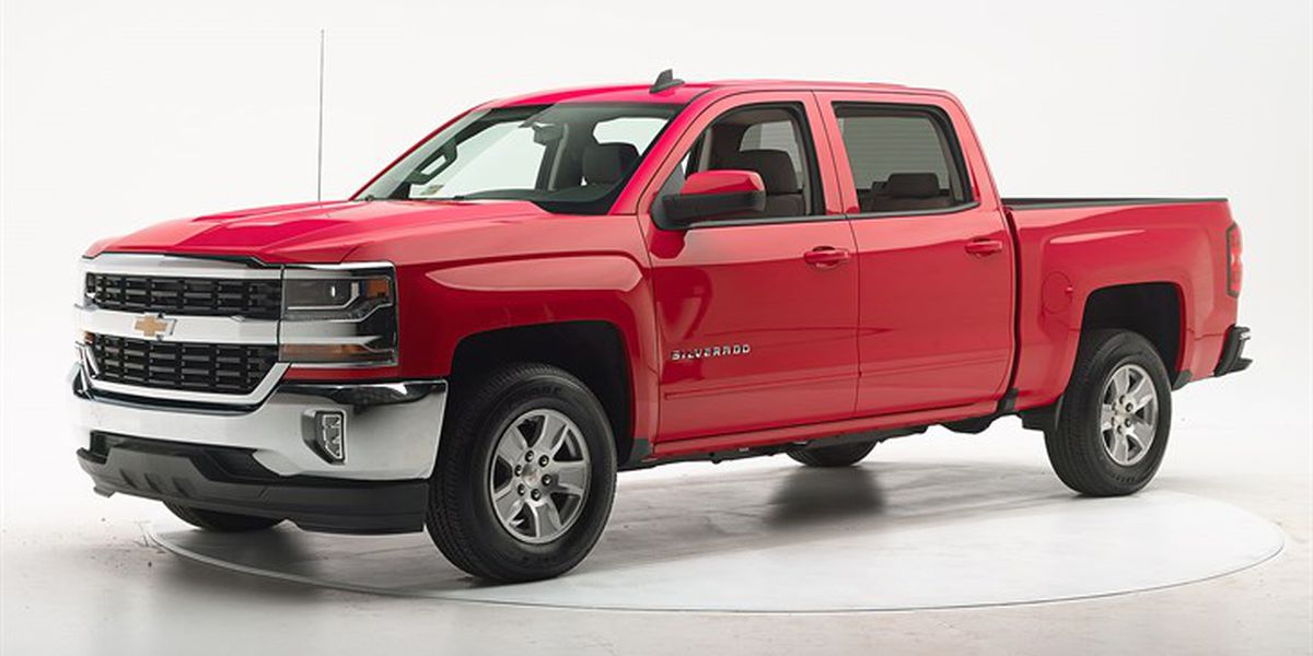 General Motors recalls pickups, SUVs over brakes