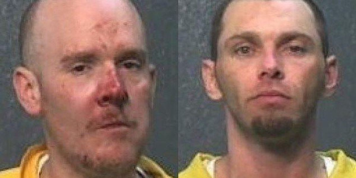 Pascagoula home invasion suspects nabbed by K9
