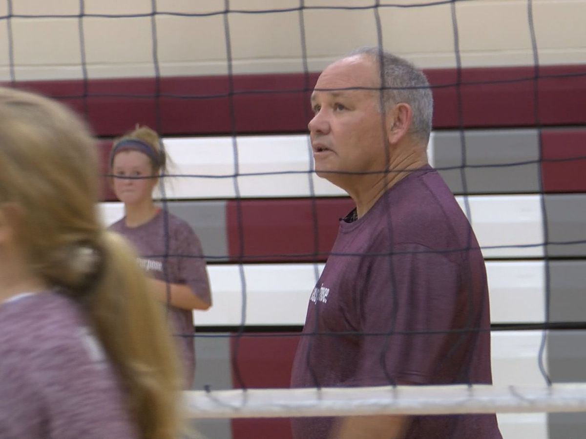 Mike Meyers Retires after 20 seasons as Our Lady Academy Volleyball Coach