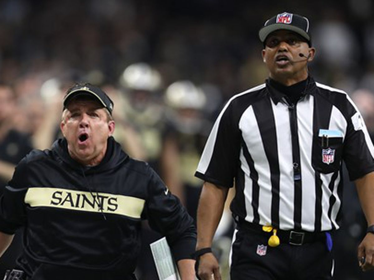 "Saints sadness sweeps the Coast after New Orleans ""robbed"" of NFC championship"