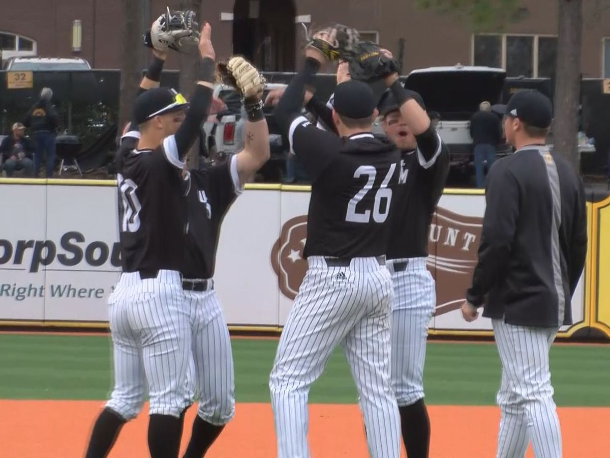 USM Takes Weekend Series Over Central Arkansas