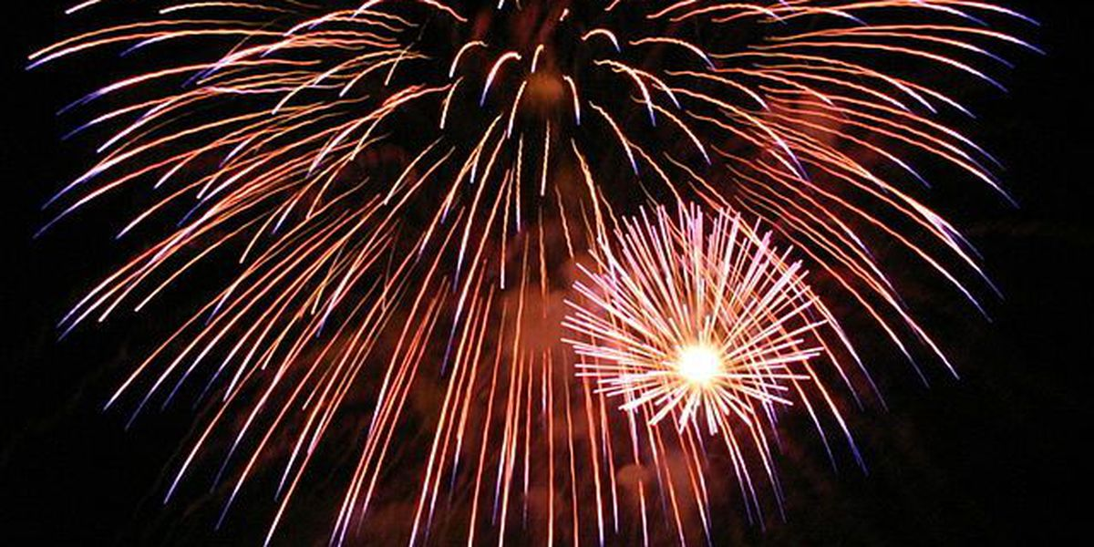Fireworks: Where to blast off on New Year's