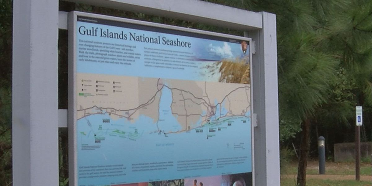 Visitors flock to Gulf Islands National Seashore