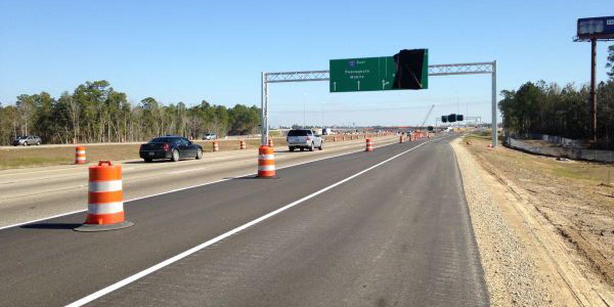 New I-10 exit ramp opening near I-110