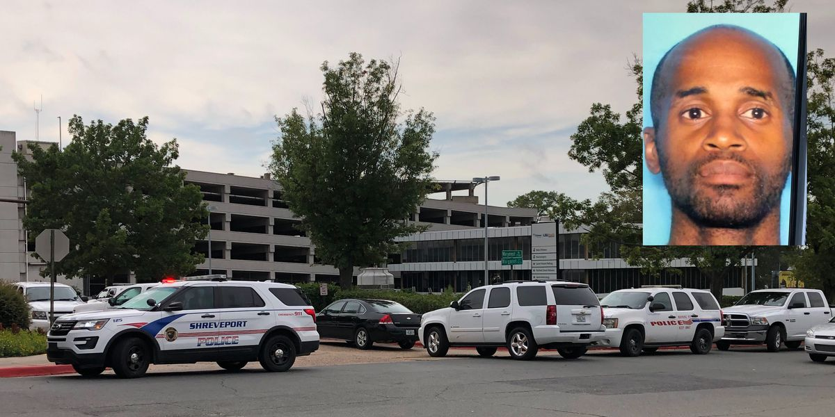 Gunman allegedly carjacks woman after opening fire at Shreveport, La. hospital; statewide manhunt underway
