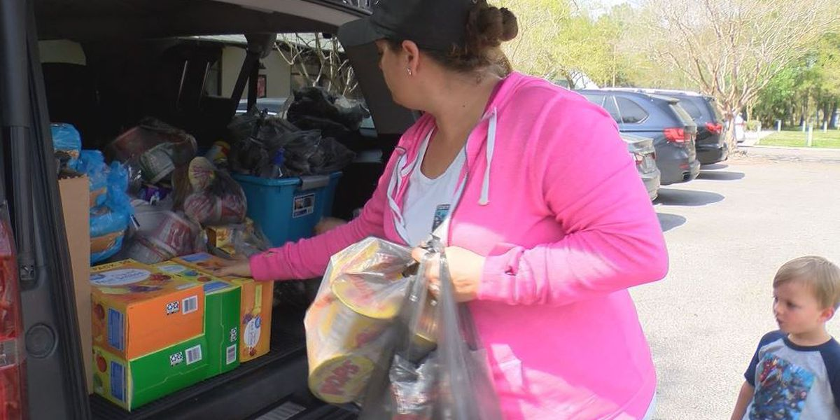 Volunteer programs in Ocean Springs to help feed students during school closures