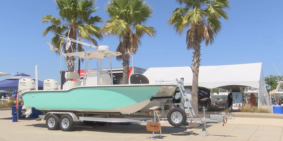 Gulf Coast Boat and Yacht Show brings thousands to Gulfport