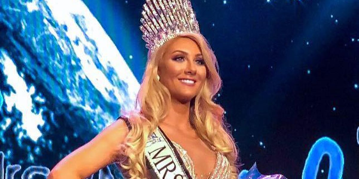 Biloxi business owner wins international pageant title, advocates to go green