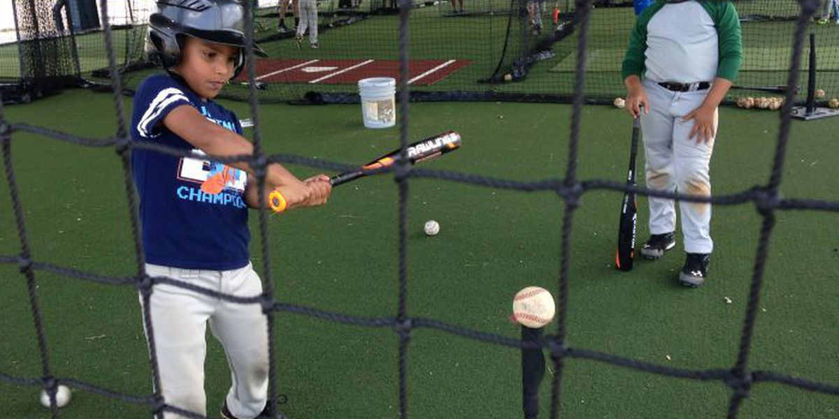 Young baseball fans share excitement over Shuckers debut in Biloxi