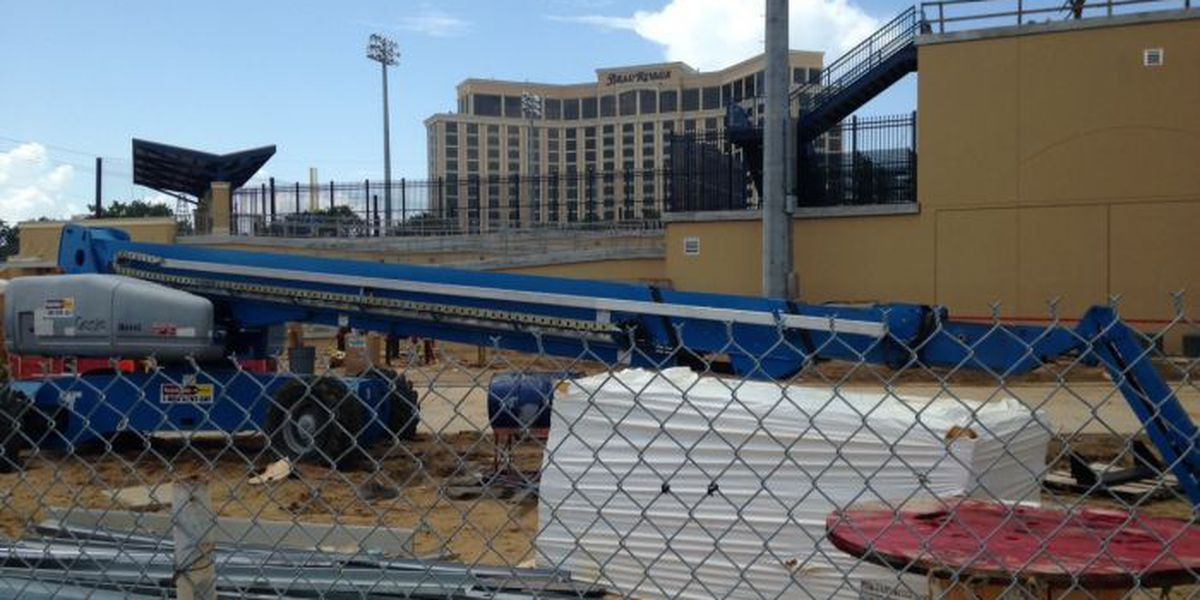 MGM Park feels sense of urgency as June 6 approaches