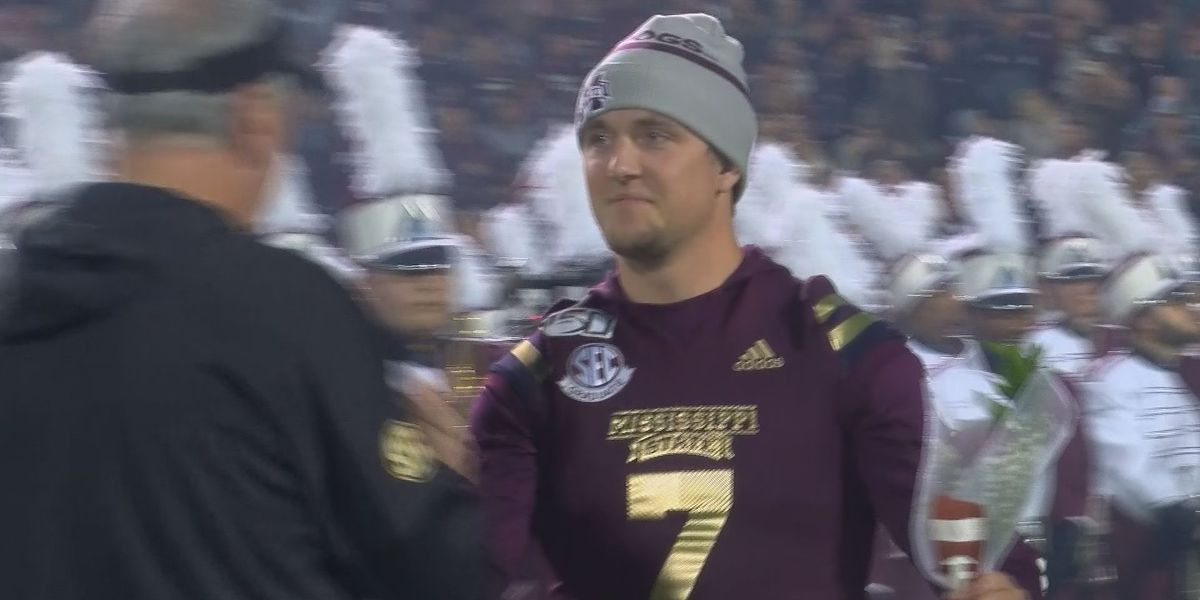 Quarterback Change for Mississippi State ahead of Music City Bowl
