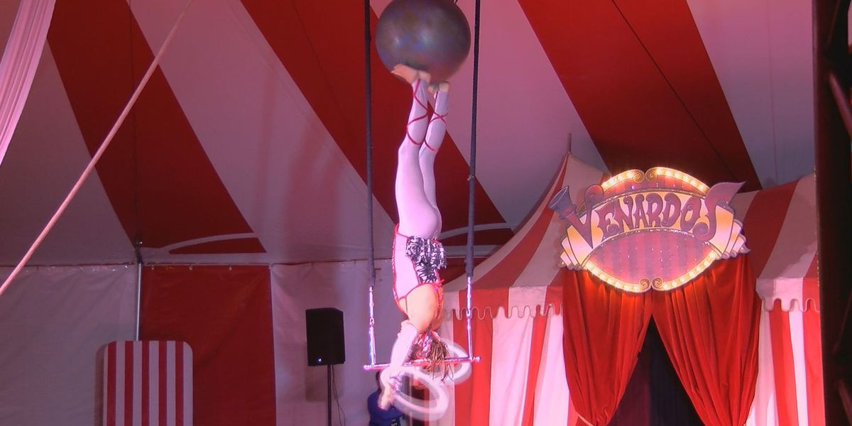 Smaller circus acts keeping fans thrilled